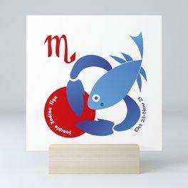 Scorpio -  Scorpion Mini Art Print
