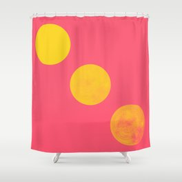Europa Duo Dots Shower Curtain