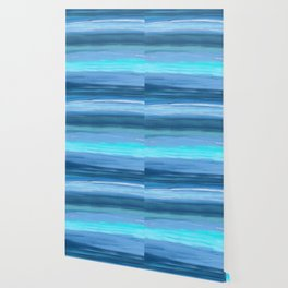 Shades of Blue by Bethany Kelm Wallpaper