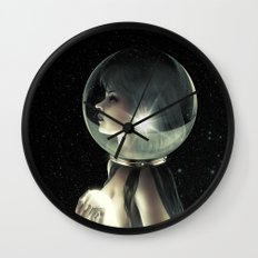A Million Miles Away Wall Clock