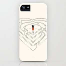 lost in love iPhone Case