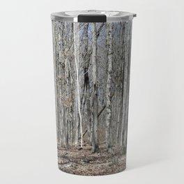 The Lonely Wood Travel Mug