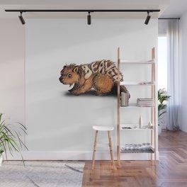 Animalphabet B | Beaver Wall Mural