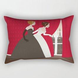 Prinzess Neugier Rectangular Pillow