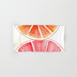 Citrus Hand & Bath Towel