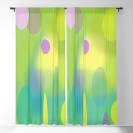 Pond Water Blackout Curtain