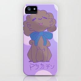 Makkachin!!! iPhone Case