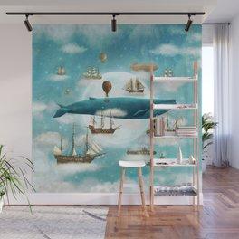 Ocean Meets Sky - revised Wall Mural