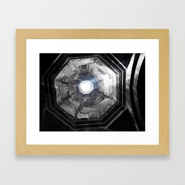 Lightened Framed Art Print