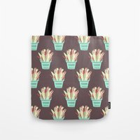 kobe Tote Bags featuring Kobe Avonia by Jasmine Smith