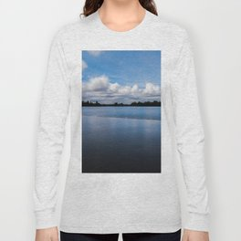 One dredging lake in Germany Long Sleeve T-shirt