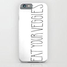 Eat Your Veggies iPhone 6s Slim Case