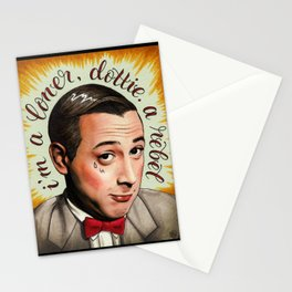 Loner Rebel Stationery Cards