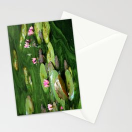Water Colors Stationery Cards