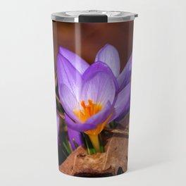 Concept nature : Et purpura claritate Travel Mug