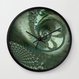 Snails Pace Wall Clock