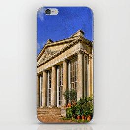 Temple Greenhouse iPhone Skin