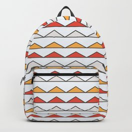 Hot Triangles  Backpack
