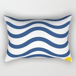 Nice weather Rectangular Pillow