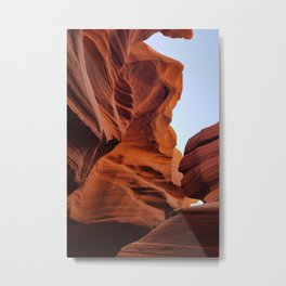 Antelope Canyon  #8 Metal Print