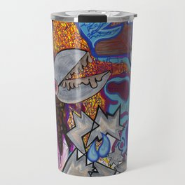 The night of July 6th or 7th of 2014 Travel Mug