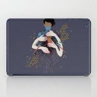 rush iPad Cases featuring The Rush by Hillary White