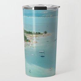 Lac Du Sainte Croix Travel Mug