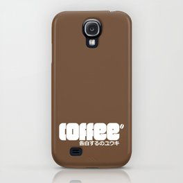 COFFEE Logo iPhone Case