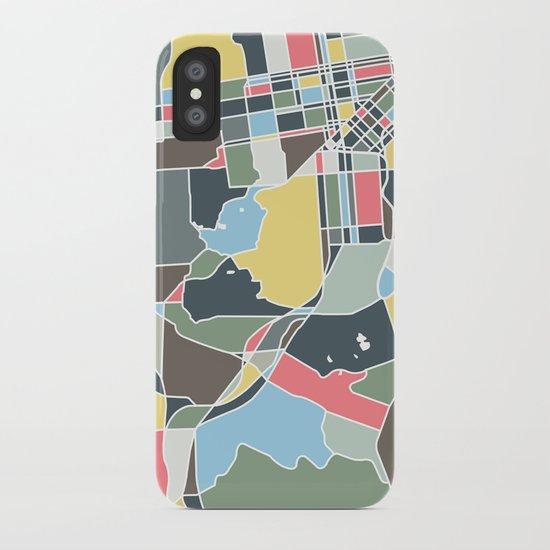 San Francisco. iPhone Case