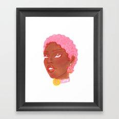 Maki Framed Art Print