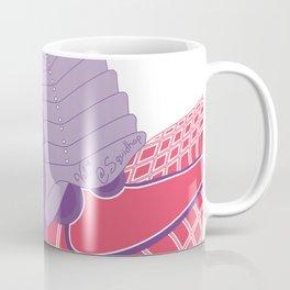Robot Snail Coffee Mug