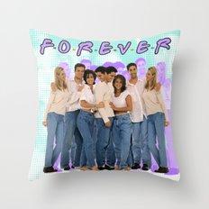 F²³O²³R²³E²³V²³E²³R.jpg Throw Pillow