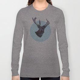 Deer in headlights Long Sleeve T-shirt