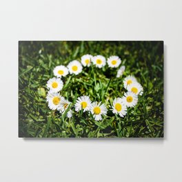 Fairy Ring Metal Print