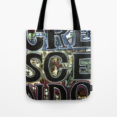 crescendo Tote Bag