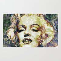 marilyn Area & Throw Rugs featuring MARILYN by Vonis