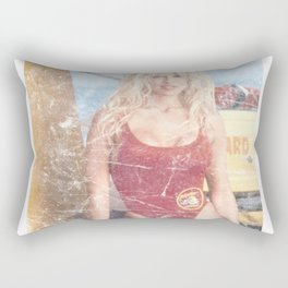 BayWatch Rectangular Pillow