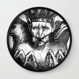 Baël  Wall Clock