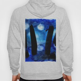 Three moons and the stones Hoody