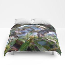 Flower bubbles Comforters