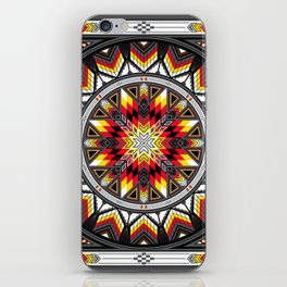 Sacred Places Red iPhone Skin