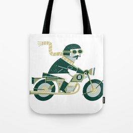 Motorbike Tote Bag