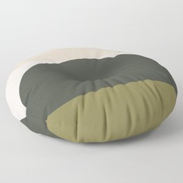 Contemporary Composition 14 Floor Pillow