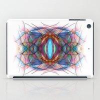 friendship iPad Cases featuring Friendship by Alla Ilencikova