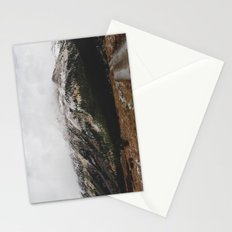 Snowcapped Mountains Stationery Cards