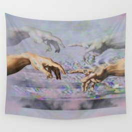 Magnetisim Wall Tapestry