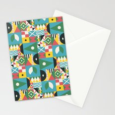 Citizen of the World Stationery Cards