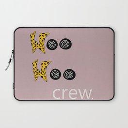 Woo Woo Crew Laptop Sleeve