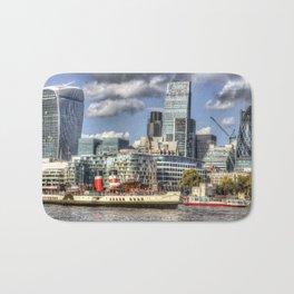 The Waverley and London Bath Mat