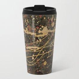 Universe Splatter Travel Mug